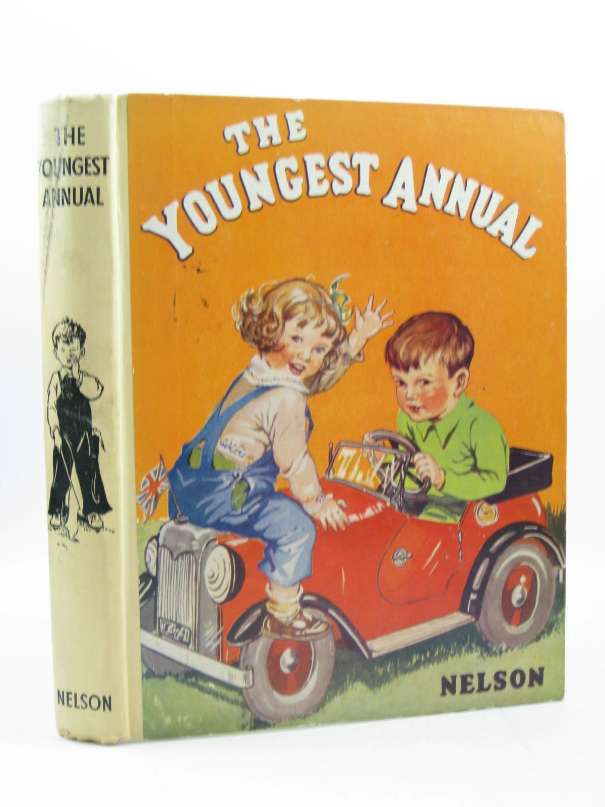 Cover of THE YOUNGEST ANNUAL by