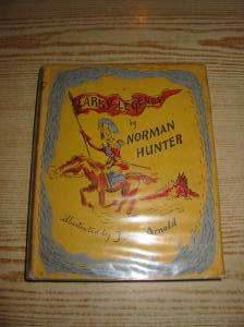 Cover of LARKY LEGENDS by Norman Hunter