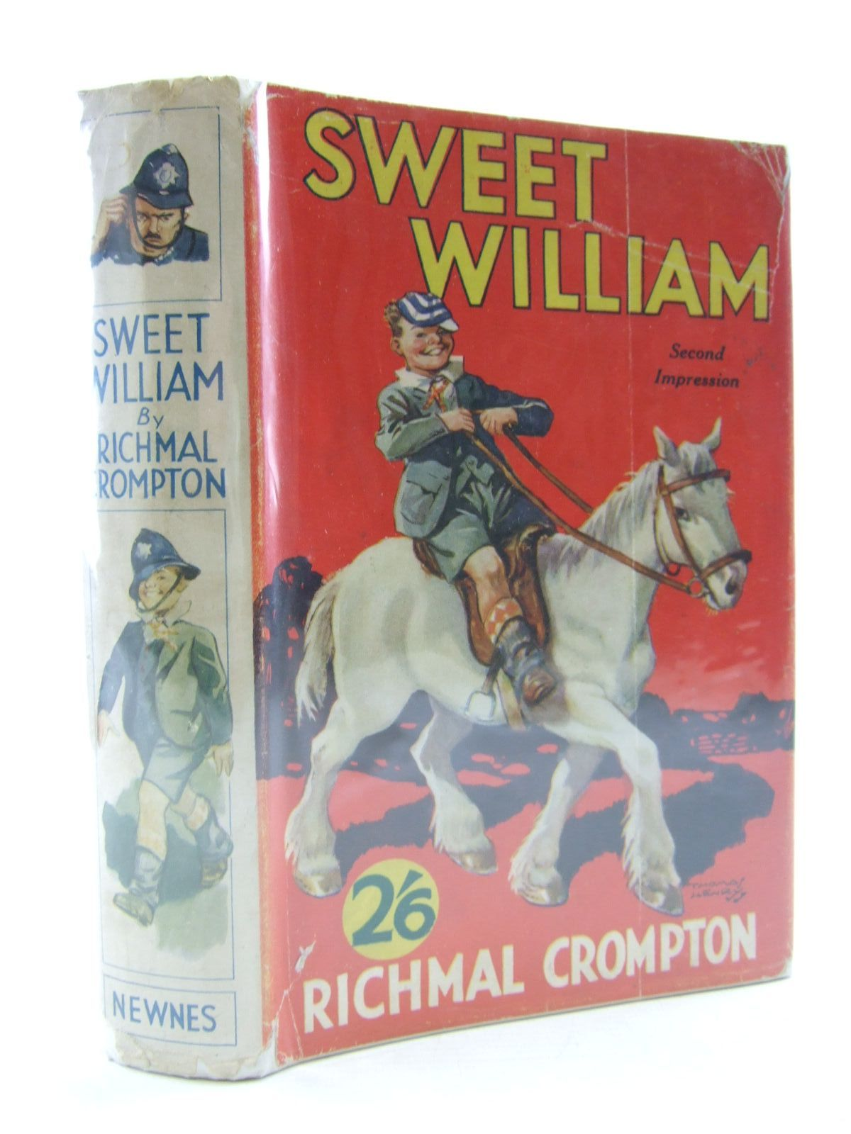 Cover of SWEET WILLIAM by Richmal Crompton