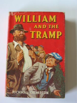 Cover of WILLIAM AND THE TRAMP by Richmal Crompton