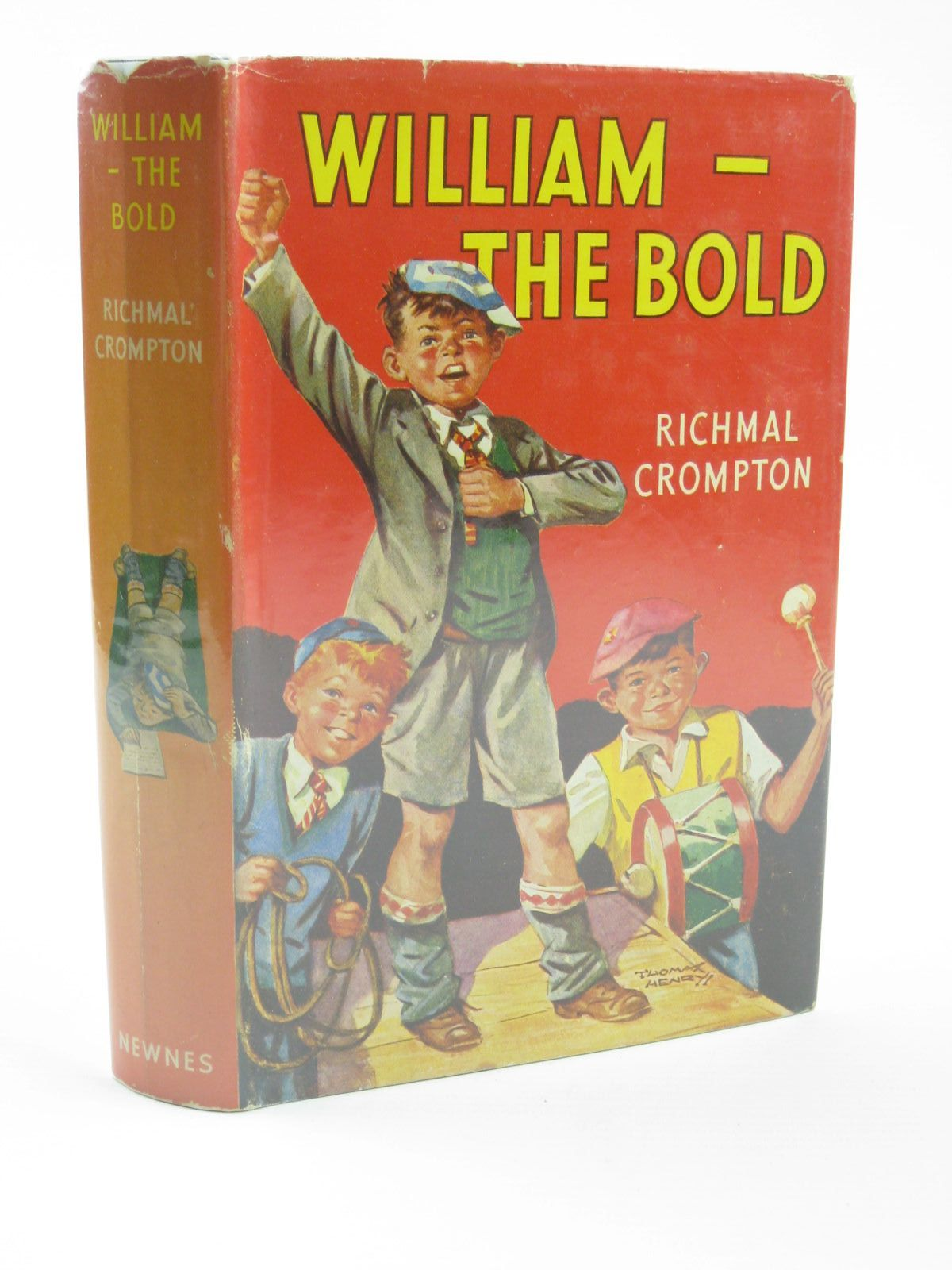 Cover of WILLIAM THE BOLD by Richmal Crompton