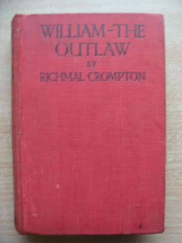 Cover of WILLIAM-THE OUTLAW by Richmal Crompton