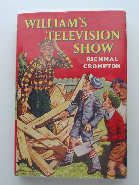 Cover of WILLIAM'S TELEVISION SHOW by Richmal Crompton