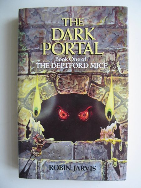 Cover of THE DARK PORTAL by Robin Jarvis