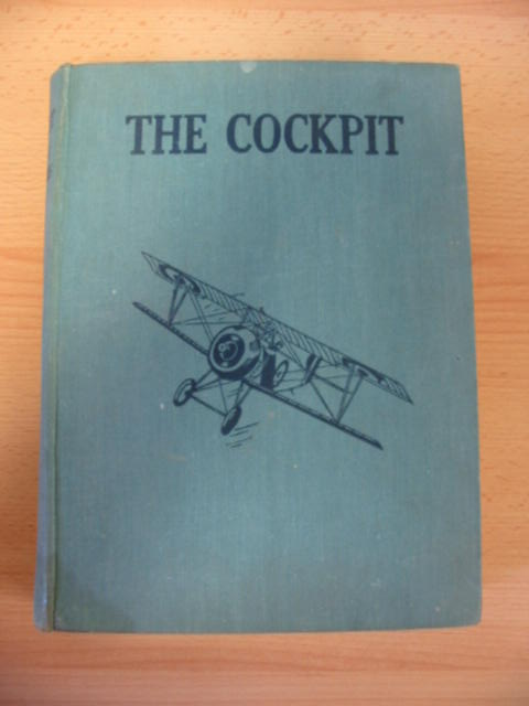 Cover of THE COCKPIT FLYING ADVENTURES FOR YOUNG PILOTS by W.E. Johns; Arch Whitehouse; Rudolf Stark;  et al