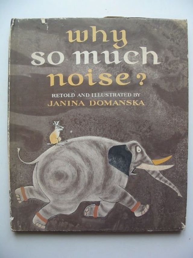 Photo of WHY SO MUCH NOISE?- Stock Number: 1101303