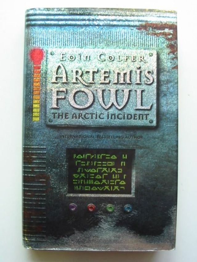 Photo of ARTEMIS FOWL THE ARCTIC INCIDENT- Stock Number: 1101349