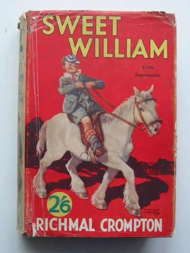 Photo of SWEET WILLIAM written by Crompton, Richmal illustrated by Henry, Thomas published by George Newnes Limited (STOCK CODE: 1102665)  for sale by Stella & Rose's Books