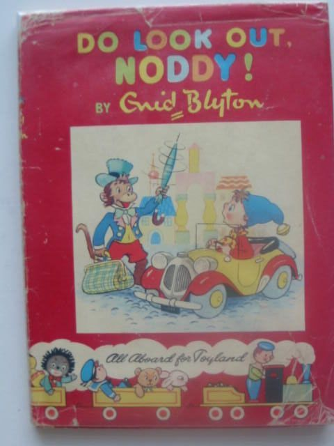 Photo of DO LOOK OUT, NODDY! written by Blyton, Enid illustrated by Tyndall, R. published by Sampson Low, Marston & Co. Ltd., The Richards Press Ltd. (STOCK CODE: 1102837)  for sale by Stella & Rose's Books