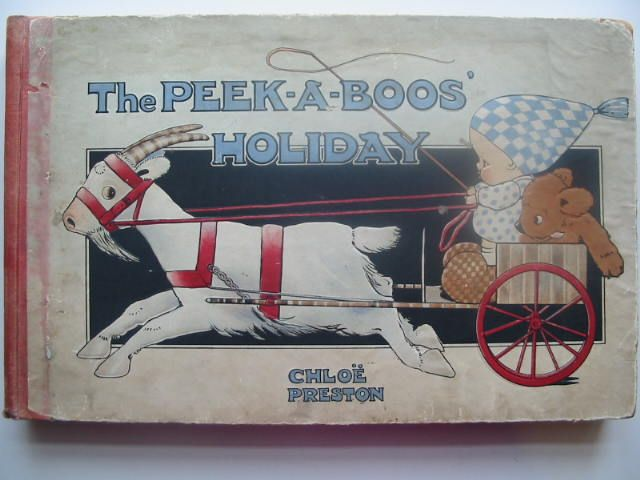 Photo of THE PEEK-A-BOOS' HOLIDAY- Stock Number: 1102899