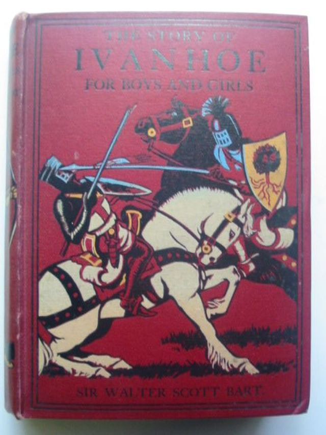 Photo of THE STORY OF IVANHOE FOR BOYS AND GIRLS- Stock Number: 1103740