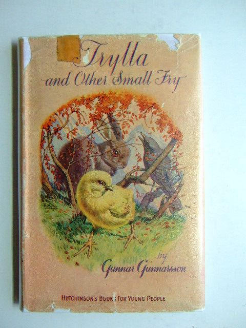 Photo of TRYLLA AND OTHER SMALL FRY written by Gunnarsson, Gunnar illustrated by Sheppard, Raymond published by Hutchinson's Books for Young People (STOCK CODE: 1104093)  for sale by Stella & Rose's Books