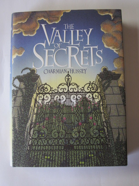 Photo of THE VALLEY OF SECRETS- Stock Number: 1105683