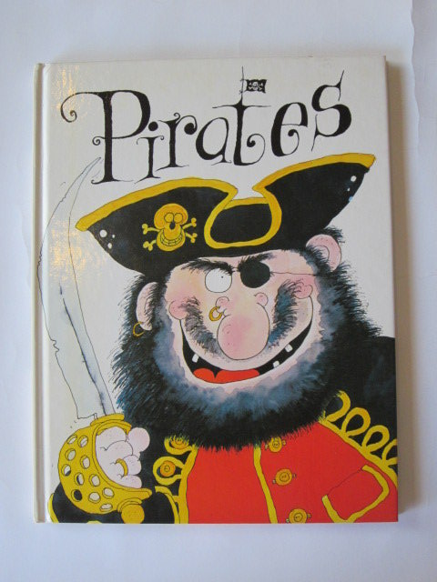 Photo of PIRATES written by Hawkins, Colin Hawkins, Jacqui illustrated by Hawkins, Colin published by Collins (STOCK CODE: 1105752)  for sale by Stella & Rose's Books