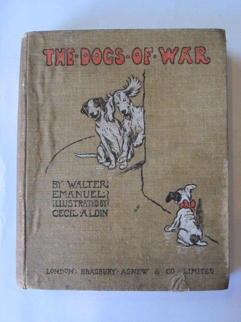 Photo of THE DOGS OF WAR- Stock Number: 1105958