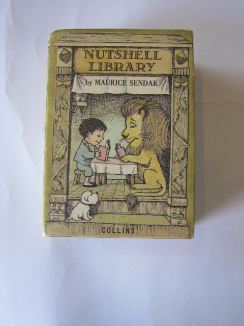 Photo of NUTSHELL LIBRARY written by Sendak, Maurice illustrated by Sendak, Maurice published by Collins (STOCK CODE: 1106041)  for sale by Stella & Rose's Books