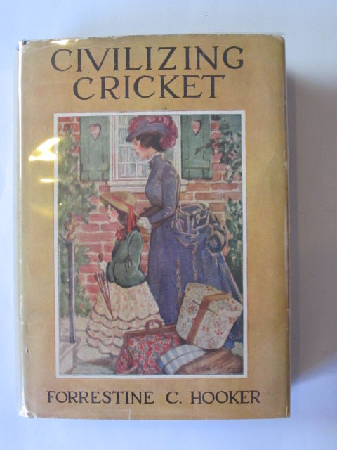 Photo of CIVILIZING CRICKET written by Hooker, Forrestine C. illustrated by Crump, Leslie published by Doubleday, Page & Company (STOCK CODE: 1106235)  for sale by Stella & Rose's Books