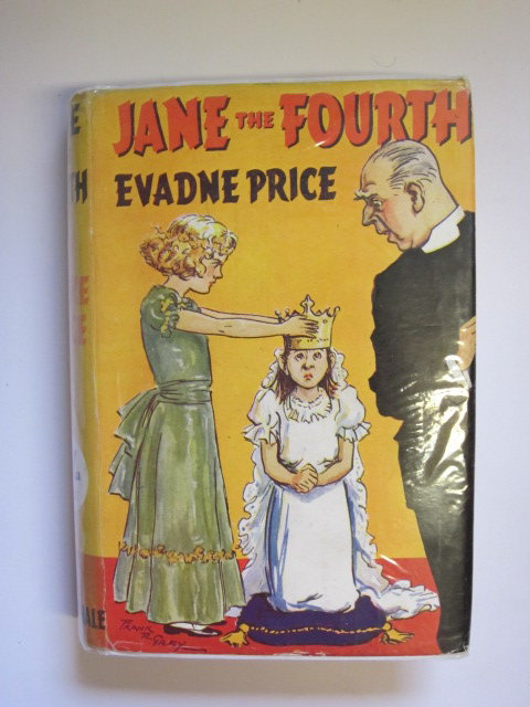 Photo of JANE THE FOURTH written by Price, Evadne illustrated by Grey, Frank published by Robert Hale (STOCK CODE: 1106410)  for sale by Stella & Rose's Books