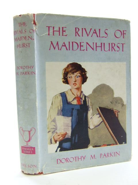 Photo of THE RIVALS OF MAIDENHURST written by Parkin, Dorothy M. published by Thomas Nelson and Sons Ltd. (STOCK CODE: 1106470)  for sale by Stella & Rose's Books
