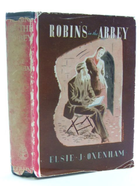 Photo of ROBINS IN THE ABBEY written by Oxenham, Elsie J. illustrated by Horder, Margaret published by Collins (STOCK CODE: 1106665)  for sale by Stella & Rose's Books