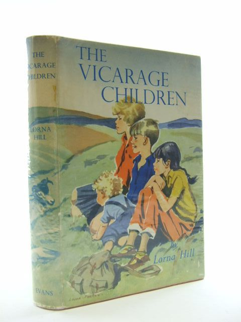 Photo of THE VICARAGE CHILDREN written by Hill, Lorna illustrated by Foster, Marcia Lane published by Evans Brothers Limited (STOCK CODE: 1106841)  for sale by Stella & Rose's Books
