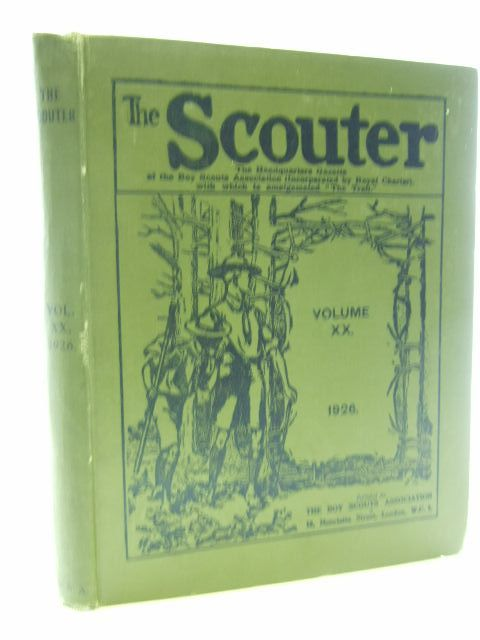 Photo of THE SCOUTER VOLUME XX 1926 published by The Boy Scouts Association (STOCK CODE: 1106934)  for sale by Stella & Rose's Books