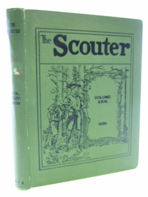 Photo of THE SCOUTER VOLUME XXIV 1930 published by The Boy Scouts Association (STOCK CODE: 1106935)  for sale by Stella & Rose's Books