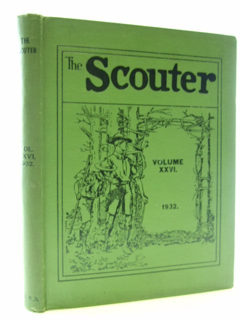 Photo of THE SCOUTER VOLUME XXVI 1932- Stock Number: 1106937