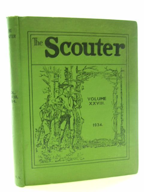Photo of THE SCOUTER VOLUME XXVIII 1934- Stock Number: 1106939