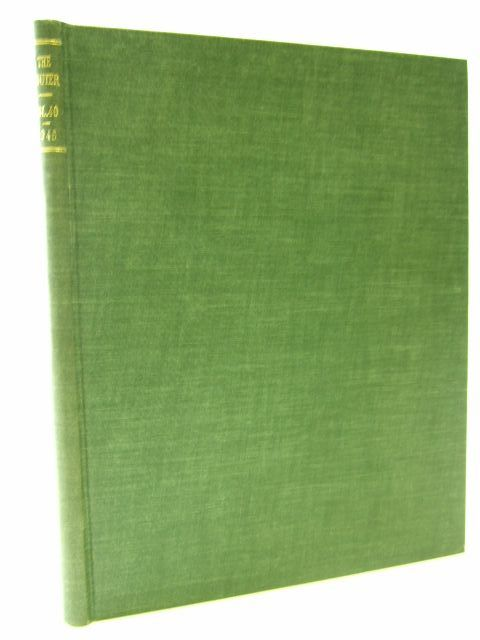 Photo of THE SCOUTER VOLUME XL 1946- Stock Number: 1106943
