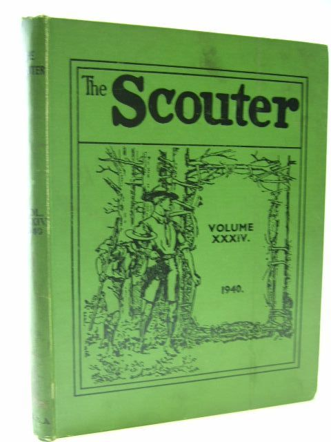 Photo of THE SCOUTER VOLUME  XXXIV 1940- Stock Number: 1106946