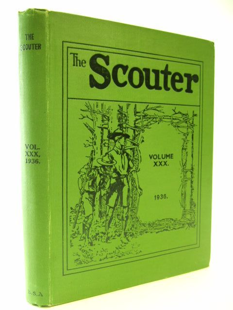 Photo of THE SCOUTER VOLUME XXX 1936- Stock Number: 1106951