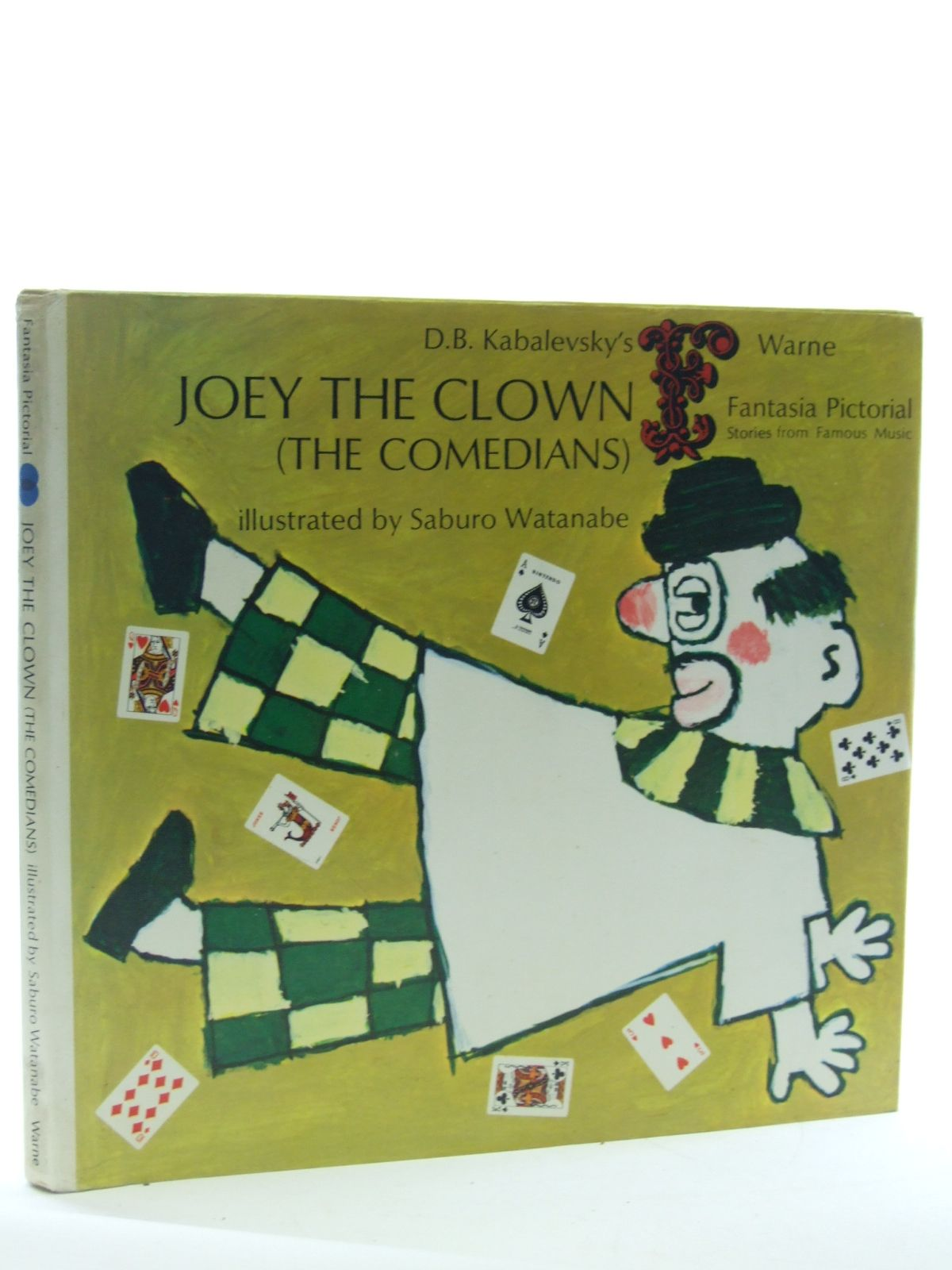 Photo of D.B. KABALEVSKY'S JOEY THE CLOWN (THE COMEDIANS)- Stock Number: 1107035