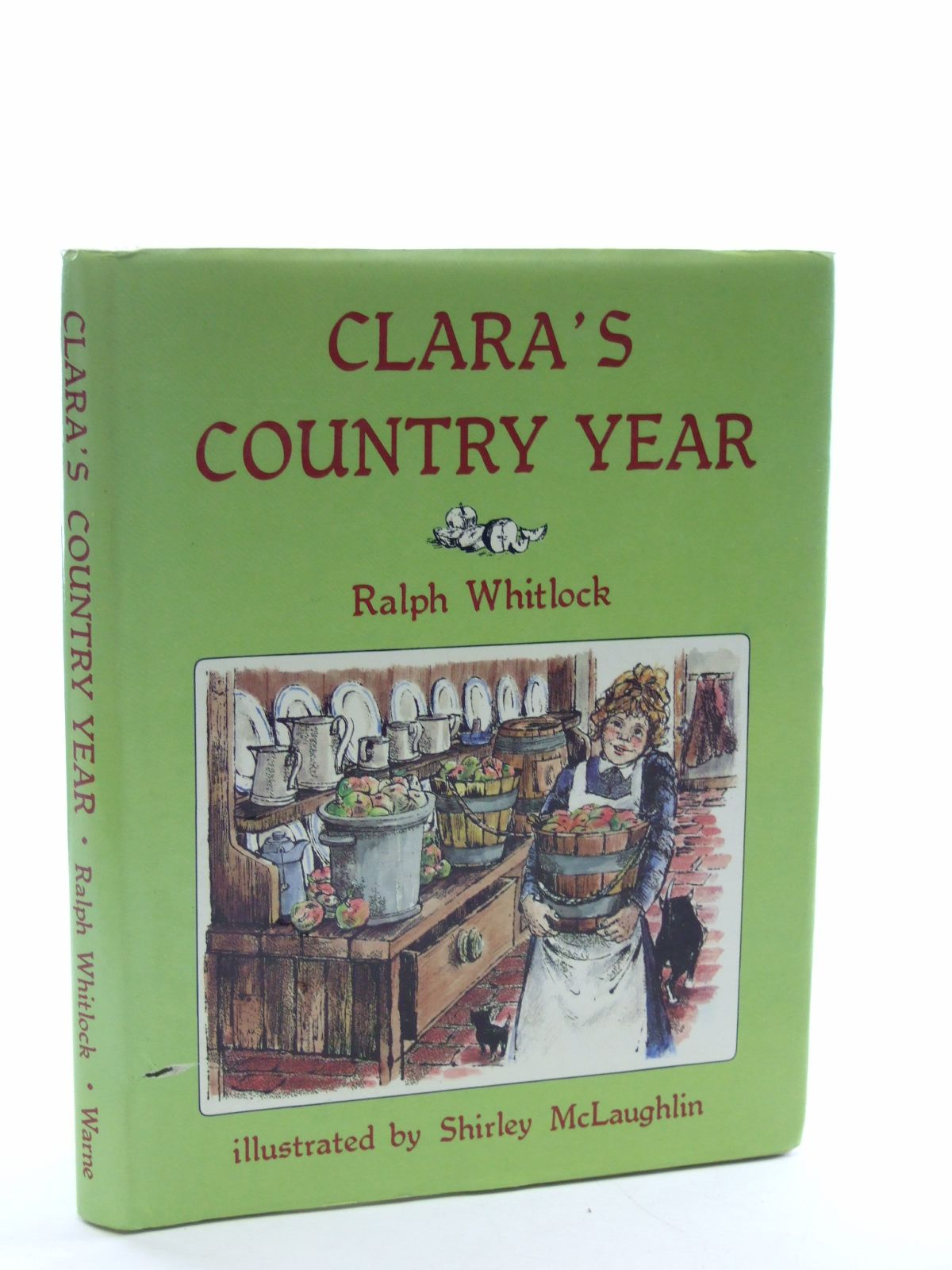 Photo of CLARA'S COUNTRY YEAR- Stock Number: 1107041