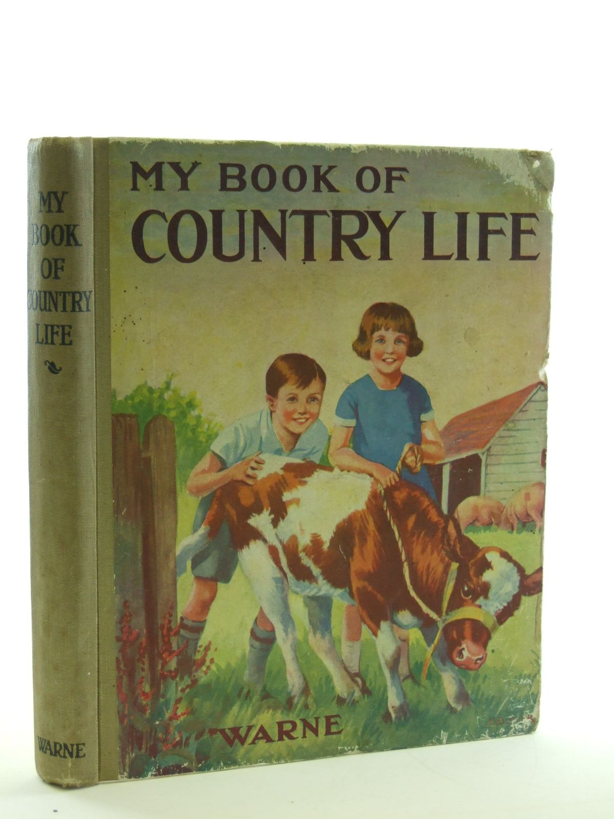 Photo of MY BOOK OF COUNTRY LIFE- Stock Number: 1107052