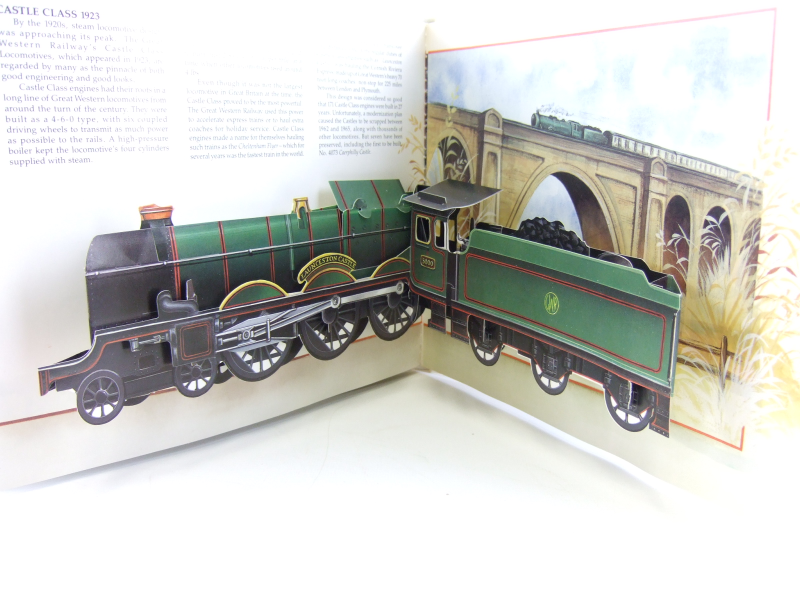 Photo of STEAM LOCOMOTIVES A THREE-DIMENSIONAL BOOK written by Moseley, Keith Whitehouse, Alan illustrated by Bartle, Brian Watson, Brian published by William Collins Sons & Co. Ltd. (STOCK CODE: 1107151)  for sale by Stella & Rose's Books
