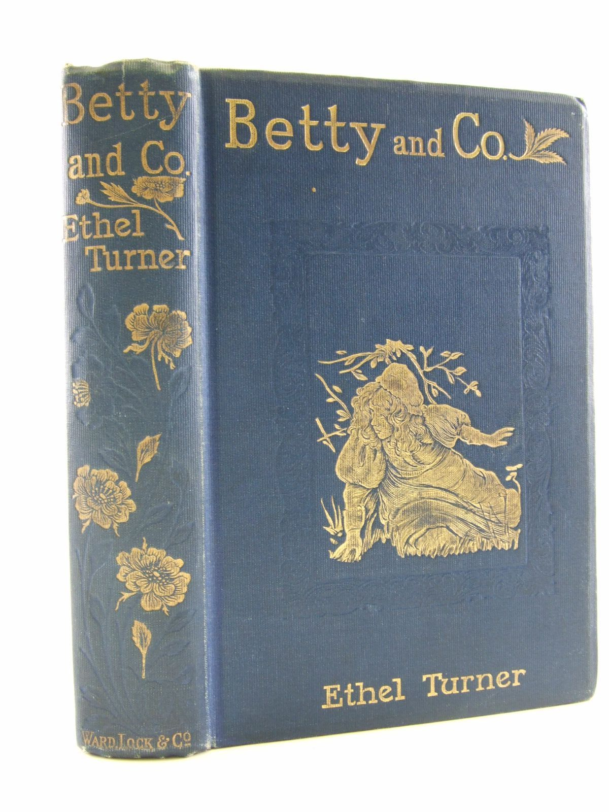 Photo of BETTY & CO. written by Turner, Ethel published by Ward Lock & Co Ltd. (STOCK CODE: 1107895)  for sale by Stella & Rose's Books