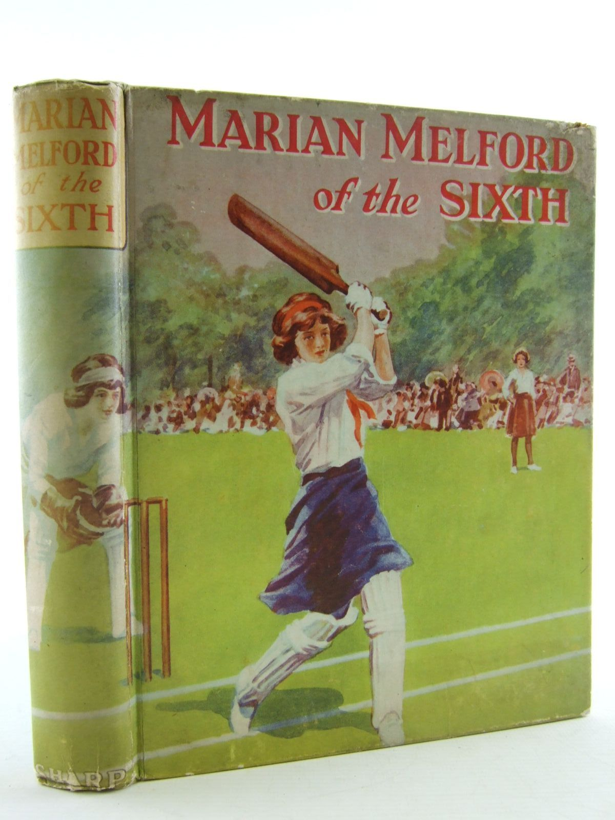 Photo of MARION MELFORD OF THE SIXTH AND OTHER STORIES- Stock Number: 1107905