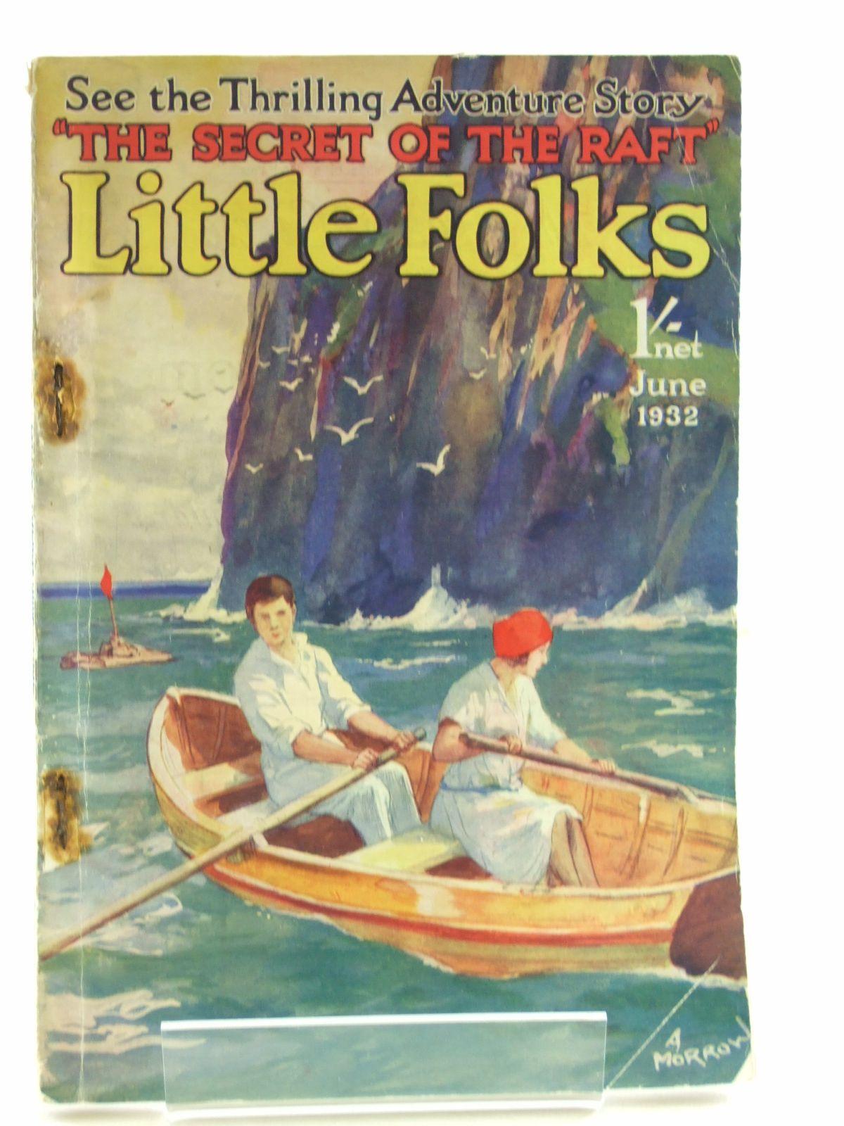 Photo of LITTLE FOLKS JUNE 1932- Stock Number: 1108095