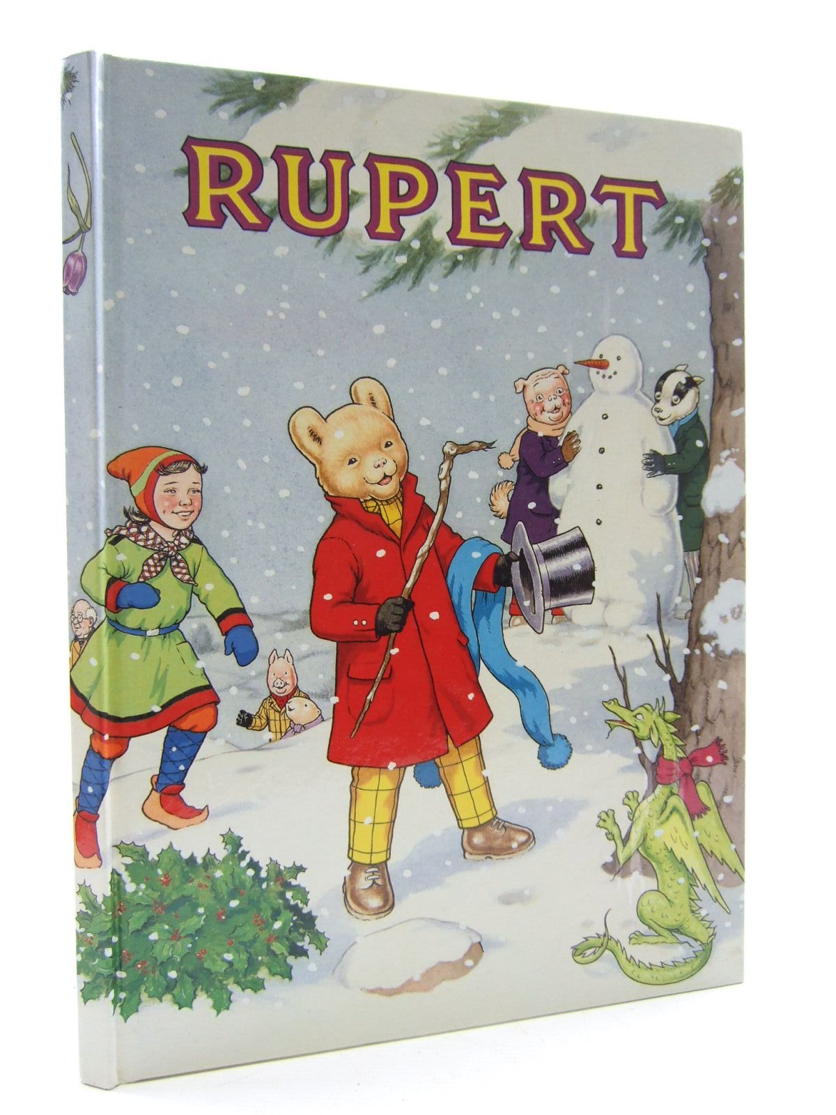 Photo of RUPERT ANNUAL 1989 illustrated by Harrold, John published by Daily Express (STOCK CODE: 1108359)  for sale by Stella & Rose's Books