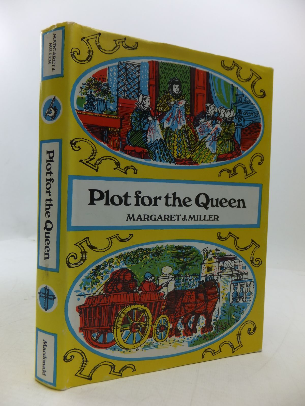 Photo of PLOT FOR THE QUEEN- Stock Number: 1108521