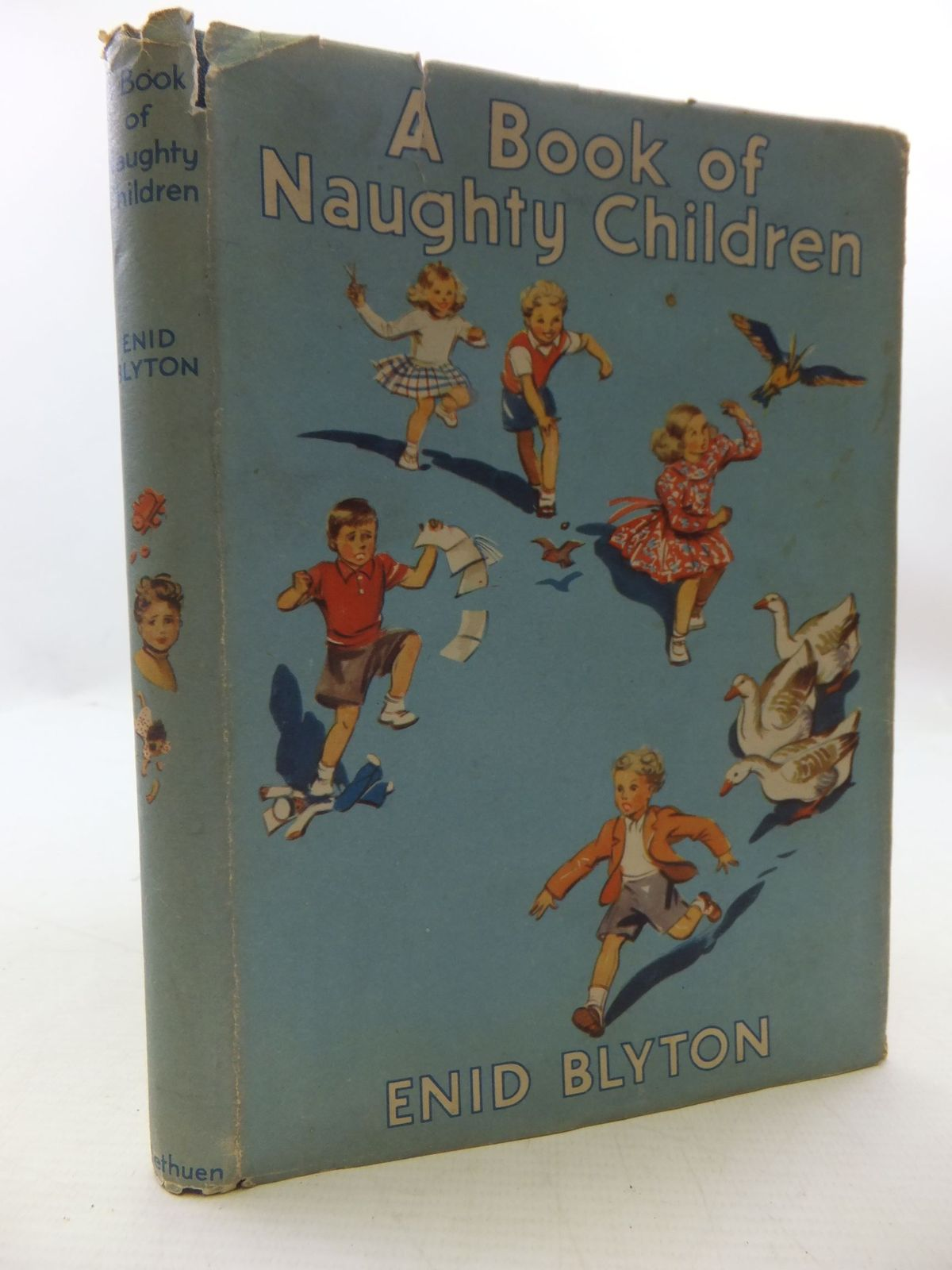 Photo of A BOOK OF NAUGHTY CHILDREN- Stock Number: 1108588
