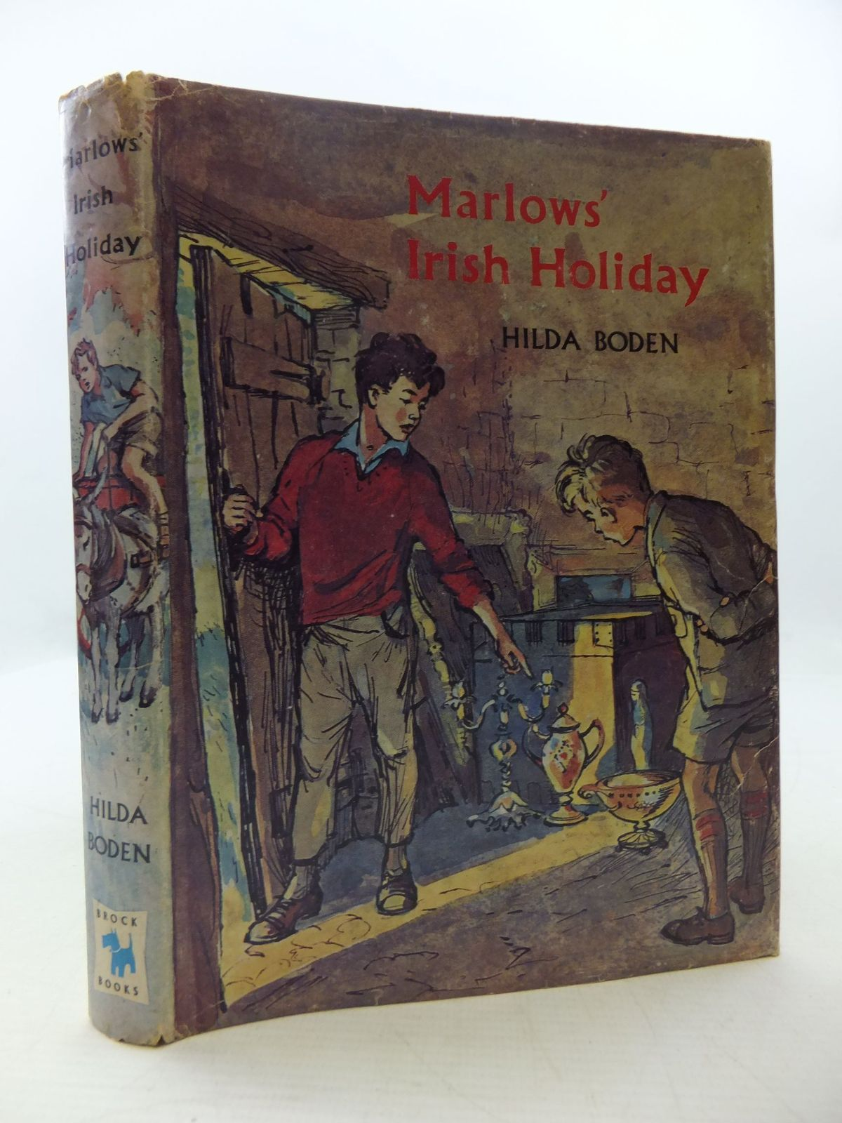 Photo of MARLOWS' IRISH HOLIDAY- Stock Number: 1108668