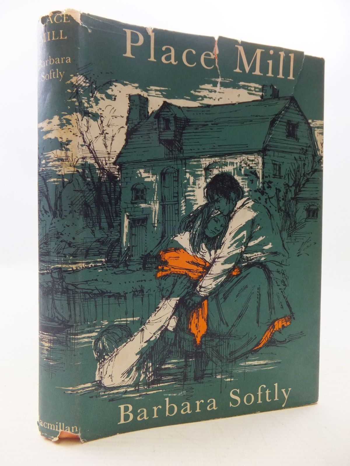 Photo of PLACE MILL written by Softly, Barbara illustrated by Hughes, Shirley published by Macmillan & Co. Ltd. (STOCK CODE: 1108690)  for sale by Stella & Rose's Books