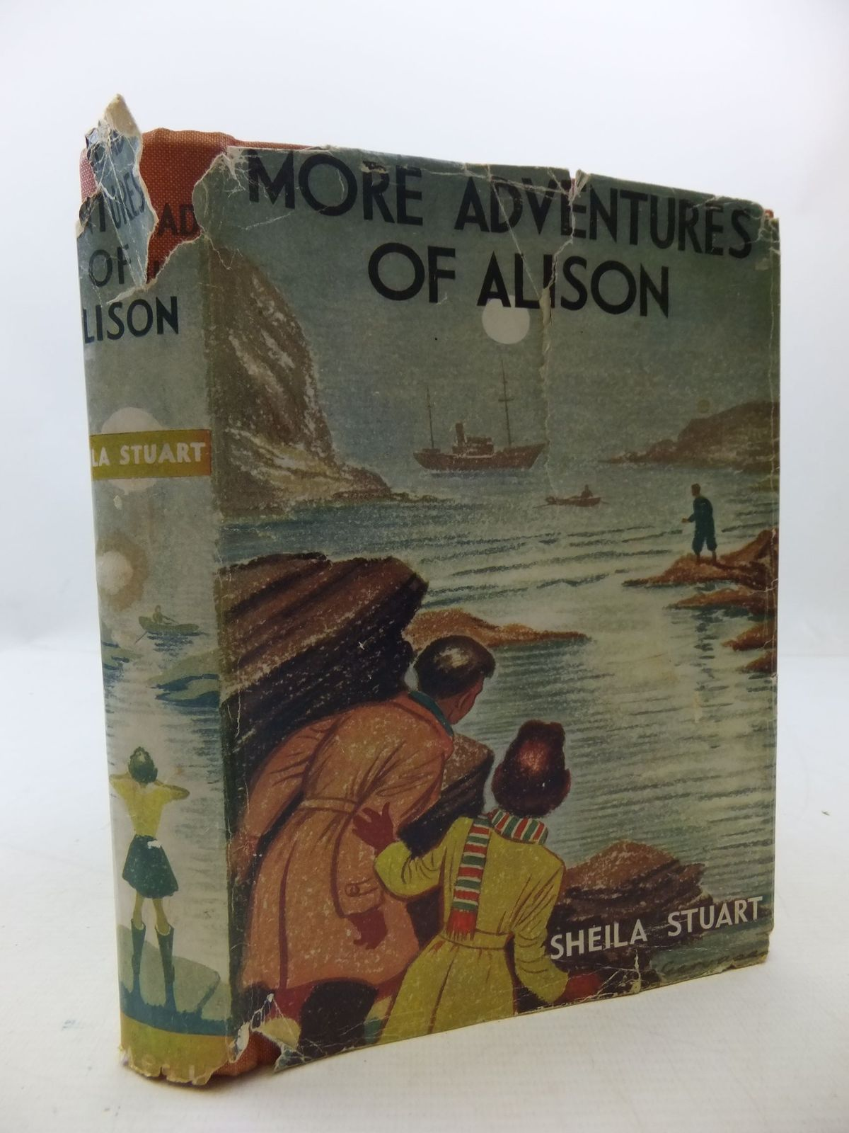Photo of MORE ADVENTURES OF ALISON written by Stuart, Sheila illustrated by Gervase,  published by Blackie & Son Ltd. (STOCK CODE: 1108761)  for sale by Stella & Rose's Books
