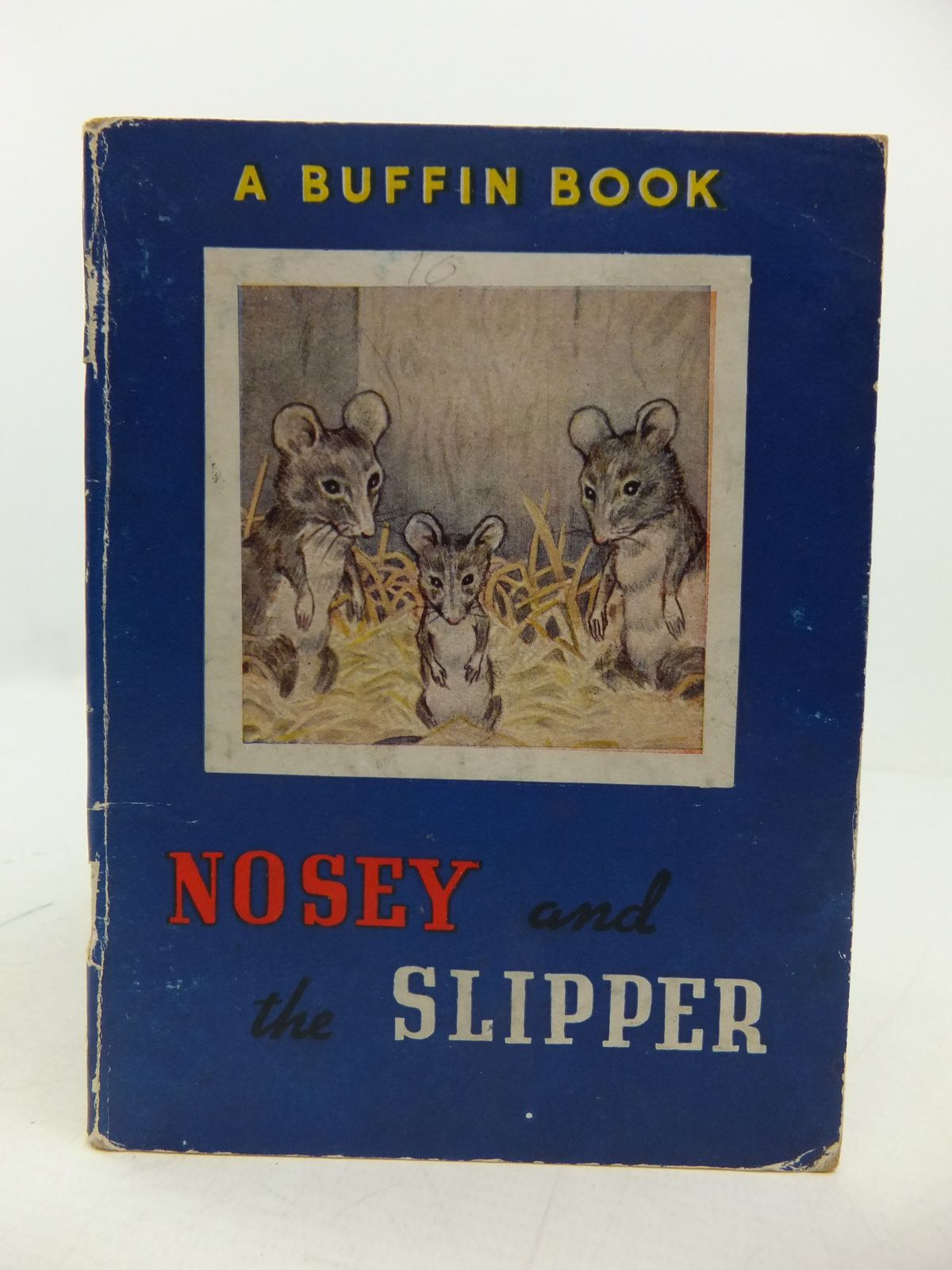 Photo of NOSEY AND THE SLIPPER- Stock Number: 1108824