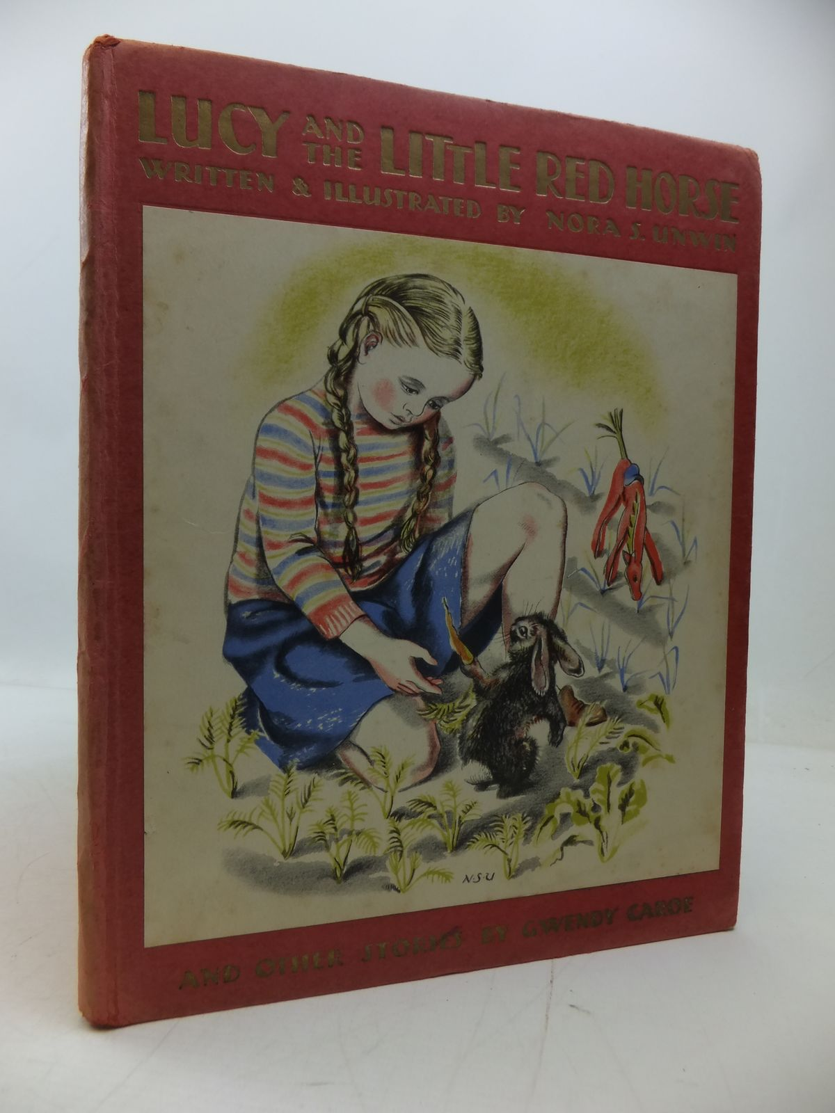 Photo of LUCY AND THE LITTLE RED HORSE AND OTHER STORIES- Stock Number: 1108839