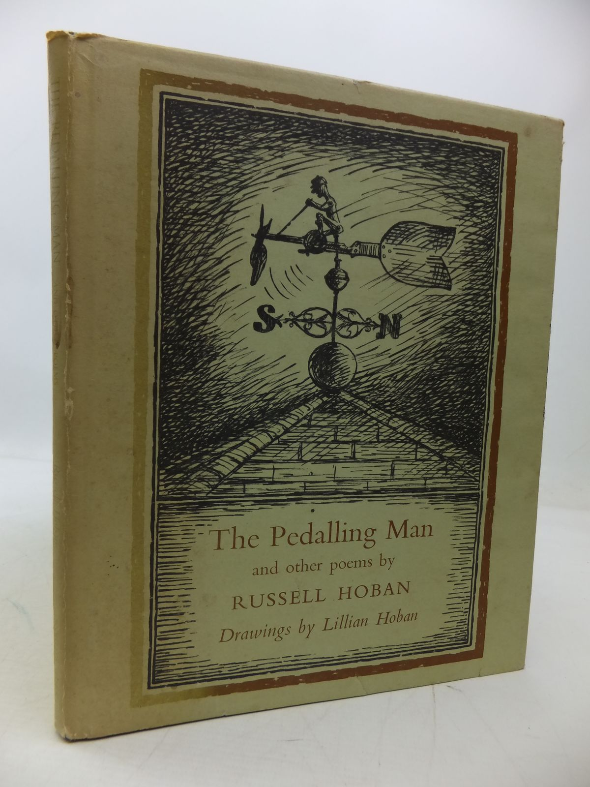 Photo of THE PEDALLING MAN AND OTHER POEMS written by Hoban, Russell illustrated by Hoban, Lillian published by World's Work Ltd. (STOCK CODE: 1108841)  for sale by Stella & Rose's Books