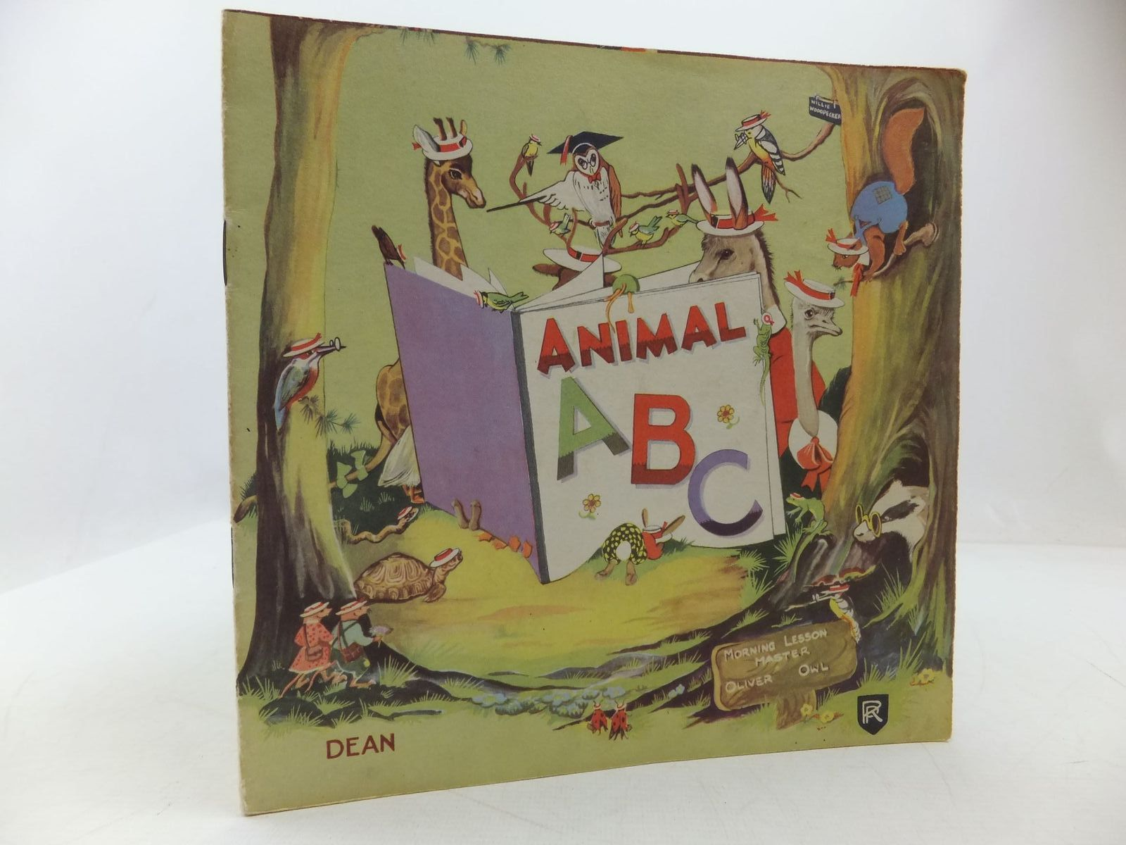 Photo of ANIMAL ABC published by Dean (STOCK CODE: 1108902)  for sale by Stella & Rose's Books