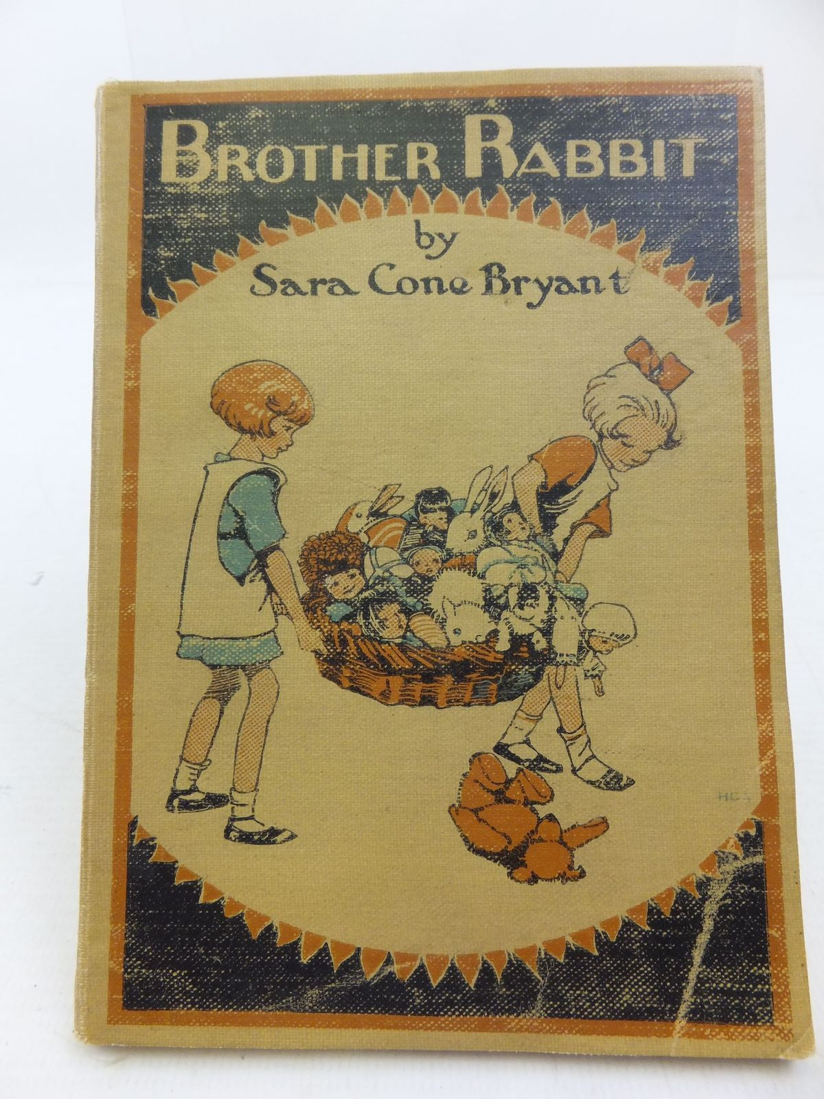 Photo of BROTHER RABBIT AND OTHER STORIES FOR LITTLE ONES- Stock Number: 1108923
